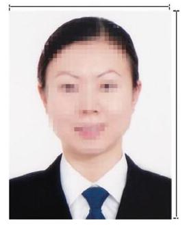文莱签证照片模板